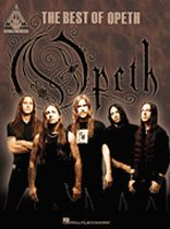 Opeth - The Best of Opeth - Music Book