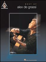 Alex De Grassi - Best of Alex De Grassi - Music Book