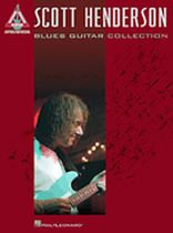Scott Henderson - Scott Henderson - Blues Guitar Collection - Music Book
