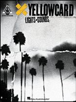 Yellowcard - Yellowcard - Lights and Sounds - Music Book