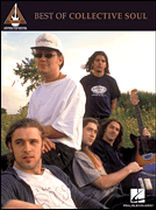 Collective Soul - Best of Collective Soul - Music Book