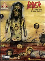 Slayer - Christ Illusion - Music Book