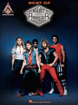 Night Ranger - Best of Night Ranger - Music Book