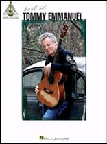 Tommy Emmanuel - Best of Tommy Emmanuel - Music Book