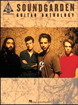 Soundgarden - Soundgarden - Guitar Anthology - Music Book