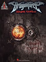 Inhuman Rampage - Music Book