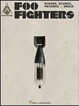 Foo Fighters - Foo Fighters - Echoes, Silence, Patience & Grace - Music Book