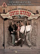 Lynyrd Skynyrd - Lynyrd Skynyrd - All-Time Greatest Hits - Music Book