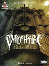 Bullet for My Valentine - Scream Aim Fire - Music Book