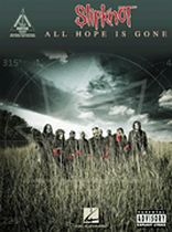 Slipknot - All Hope Is Gone - Music Book