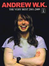 Andrew W.K. - Andrew W.K. - The Very Best 2001-2009 - Music Book