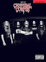 Cannibal Corpse - Best of Cannibal Corpse - Music Book