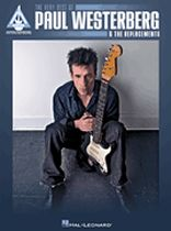 The Very Best of Paul Westerberg & The Replacements - Music Book