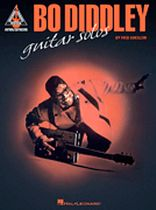 Bo Diddley - Bo Diddley - Guitar Solos - Music Book
