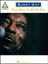 Buddy Guy - Damn Right, I've Got the Blues - Music Book