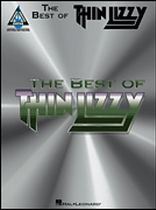 Thin Lizzy - The Best of Thin Lizzy - Music Book