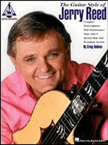 Jerry Reed - The Guitar Style of Jerry Reed - Music Book