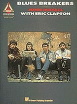 John Mayall With Eric Clapton - Blues Breakers - Music Book