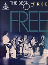 Free - The Best of Free - Music Book