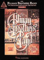The Allman Brothers Band - The Definitive Collection for Guitar - Volume 1*