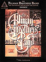 Dickey Betts - The Allman Brothers Band - The Definitive Collection for Guitar - Volume 2 - Music Book