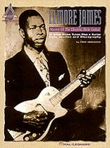 Elmore James - Elmore James - Master of the Electric Slide Guitar - Music Book