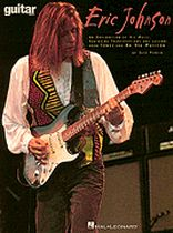 Eric Johnson - Eric Johnson - Guitar School - Music Book