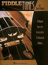 Darol Anger - Darol Anger Fiddle Tunes - Music Book