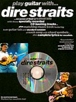 Dire Straits - Play Guitar With Dire Straits - Music Book