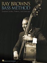Ray Brown - Ray Brown's Bass Method - Music Book