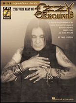 Troy Stetina - The Very Best of Ozzy Osbourne - Music Book