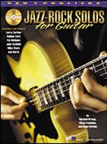 Jazz-Rock Solos for Guitar - Music Book