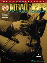 Joe Diorio - Intervallic Designs for Jazz Guitar - Music Book