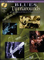 Blues Turnarounds - A Compendium of Patterns & Phrases for Guitar - Music Book