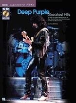 Deep Purple - Deep Purple - Greatest Hits - Music Book
