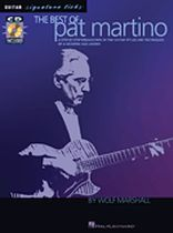Wolf Marshall - The Best of Pat Martino - A Step-By-Step Breakdown of the Guitar Styles and Techniques of a Modern Jazz Legend - Book and Cd Kit - Music Book