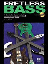 Fretless Bass - Music Book