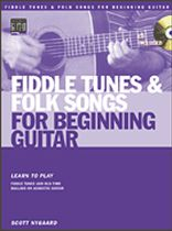 Scott Nygaard - Fiddle Tunes & Folk Songs for Beginning Guitar - Music Book