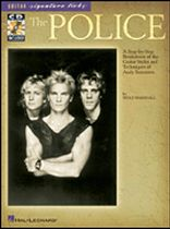 Wolf Marshall - The Police - A Step-By-Step Breakdown of the Guitar Styles and Techniques of Andy Summers - Book and Cd Kit - Music Book