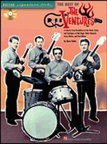 The Ventures - The Best of the Ventures - Guitar Signature Licks - Guitar Signature Licks - Book and Cd Kit. - Music Book