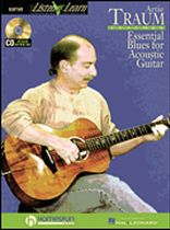 Artie Traum Teaches Essential Blues for Acoustic Guitar - Learn the Songs and Techniques of Acoustic Blues