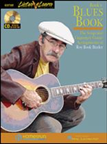 Book's Blues Book - The Songs & Fingerstyle Guitar Arrangements of Roy Book Binder - Music Book