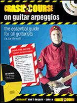 Joe Bennett - Crash Course on Guitar Arpeggios - The Essential Guide for All Guitarists - Music Book