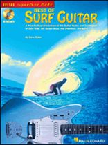 Best of Surf Guitar - A Step-By-Step Breakdown of the Guitar Styles and Techniques of Dick Dale, the Beach Boys, and More - Music Book