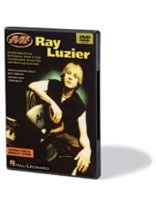 Ray Luzier - Ray Luzier - Double Bass Drum Techniques, Hand & Foot Coordination, Drum Fills and Warm-Up Exercises - Music Book