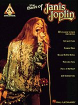 Janis Joplin - The Best of Janis Joplin - Music Book