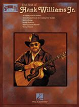 The Best of Hank Williams Jr. - Music Book