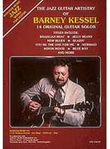 Barney Kessel - The Jazz Guitar Artistry of Barney Kessel - Music Book