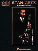 Stan Getz - Stan Getz - BB Tenor Saxophone - Music Book