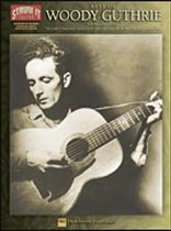Woody Guthrie - Best of Woody Guthrie - Music Book